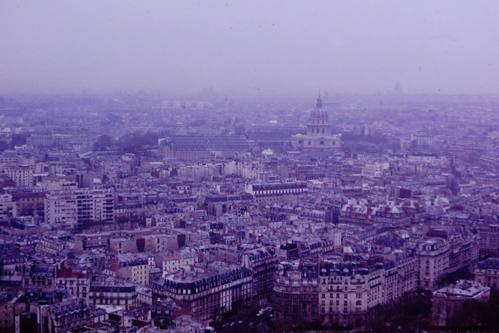 vintage Paris photo