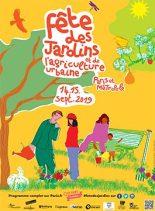 Fête des Jardins poster