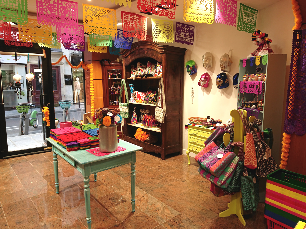 Mexican boutique