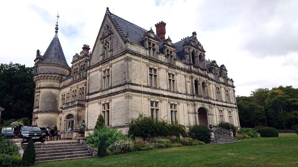 Chateau de la Bourdaisière