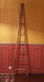 vintage French ladder