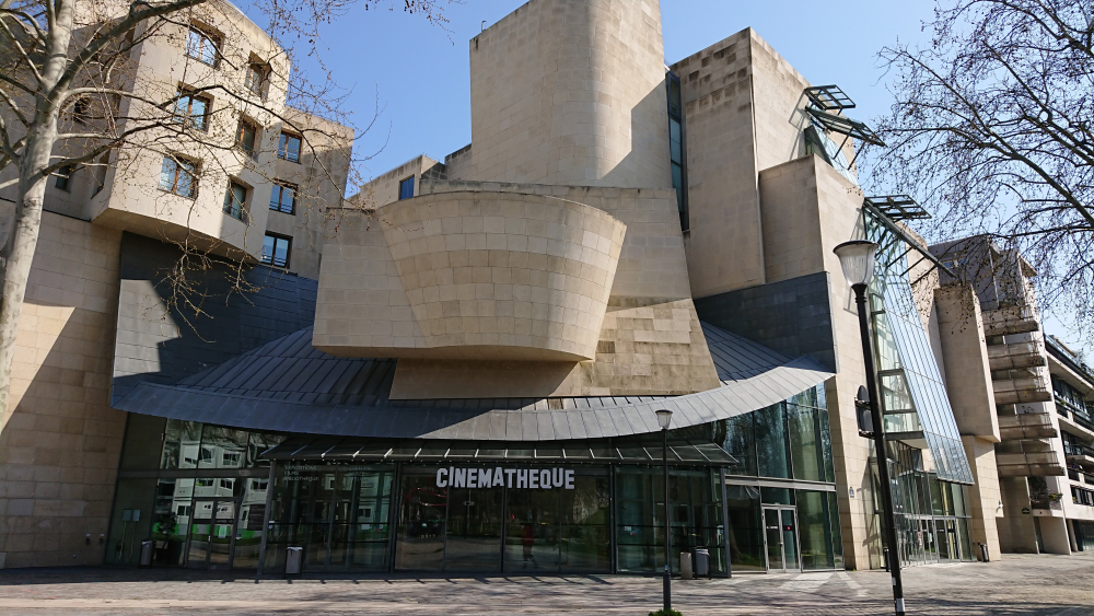 Cinematheque facade