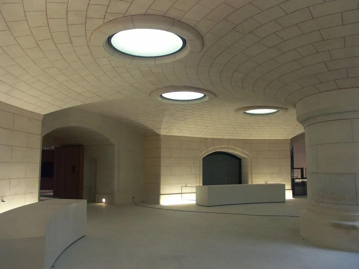 Sous sol Petit Palais