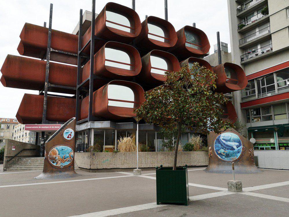 Conservatoire de Musique et de Danse de la Ville de Montreuil