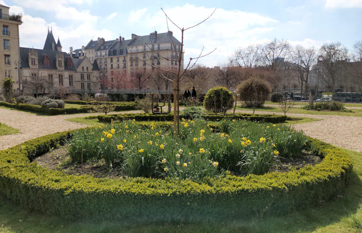 Jardin des Arts