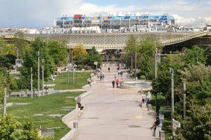 View Les Halles