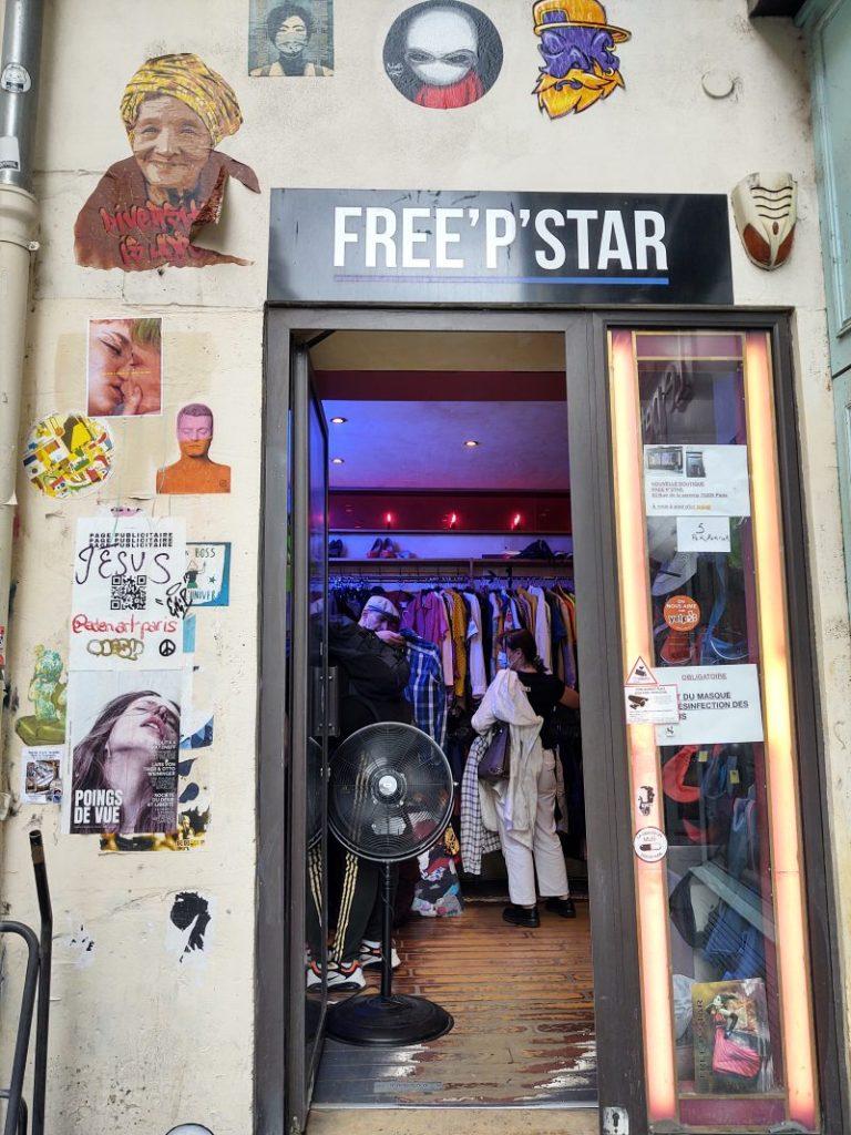 Free'p'Star