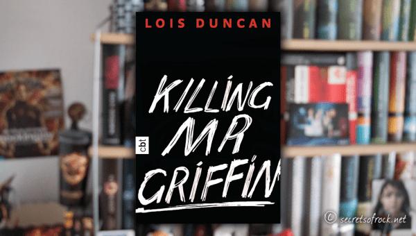 "Lois Duncan: ""Killing Mr Griffin"""