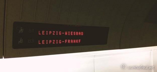 Zugplatzreservierung