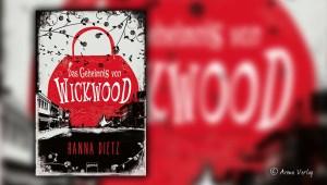 Buchcover für Hanna Dietz Das Geheimnis von Wickwood