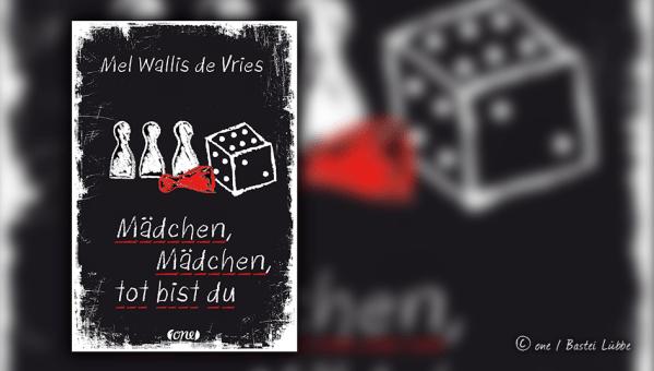 Buchcover für Mädchen, Mädchen, tot bist du