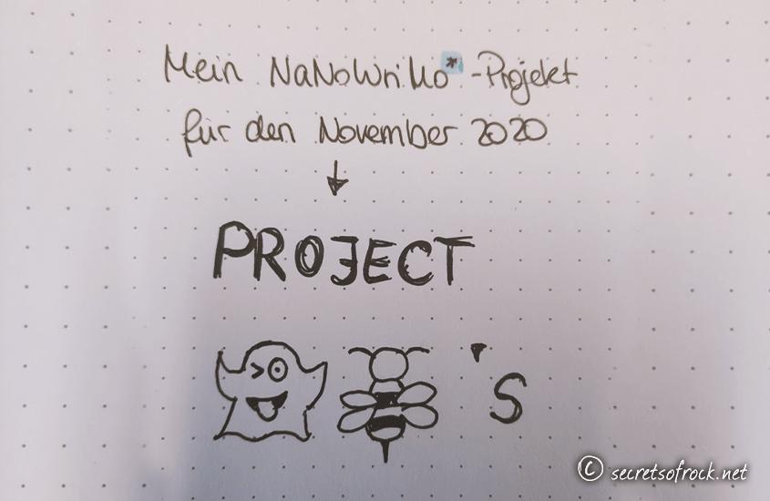 NanoWriMo 2020 – Zwischenstand