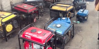 Bill to Ban Generators