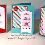 Merry Little Christmas Simply Created Card Kit