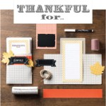 Oh, the Possibilities!  Thankful Tablescape Kit for Pals Blog Hop