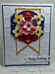 By Debbie Mageed, Flower Shop, Petite Petals, Springtime Hello, Birthday