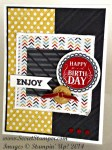 By Debbie Mageed, Blue ribbon, Oh, Goodie!, Polka-Dot Pieces, I Am Me, birthday, Kids, Masculine