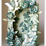 Wildflower Meadow Shadow Box