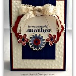 By Debbie Mageed, Delightful Dozen, Petite Petals, Polka-Dot Pieces, Mothers Day