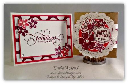 Gift Card Enclosure Pack, Flower Shop, Petite Petals, Label Love, Million & One