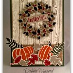Say Hello Fall with Wondrous Wreath