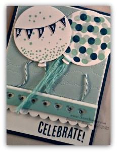 Celebrate Today, Balloon Framelits 2