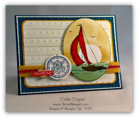 Sail Away, Hello Sailor, Nautical