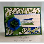 Remembering Your Birthday with the Bow Builder Punch for PP237