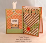 By Debbie Mageed, Cheeful Critters, Celebrate Today, Stampin Up