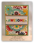 By Debbie Mageed, Project Life, Stampin Up