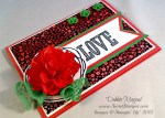 By Debbie Mageed, Snuggles & Smooches, Cherry on Top, Stampin Up