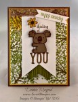 By Debbie Mageed, Kind Kaola, Sheltering Tree, Birthday Blossoms, Stampin Up