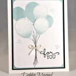 Balloon Celebration for Any Occasion and Blog Candy Winner #2