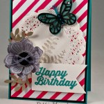 By Debbie Mageed, Butterfly Basics, Bloom for You, Perfect Pairings, Stampin' Up