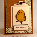 Oh, Hello to Honeycomb Happiness Stamp Set