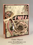 By Debbie Mageed, What I Love, Timeless Elegance, Stampin Up