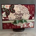 Fun Making Sisterly Stampers' Swap Cards from the New Catalog