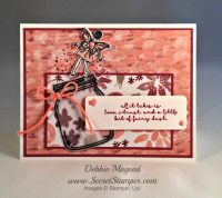 Stampin Up! Fairy Celebration is Magical