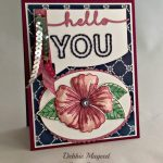 Stampin' Up! You're So Sweet with the Bunch of Blossoms Bundle