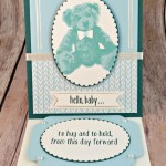 Stampin' Up! Baby Bear, Please Join Us at the Sisterhood of Crafters