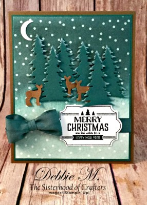 More Labels to Love for a Holiday Card from Stampin' Up!