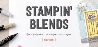Stampin' Blends Available to Customers on November 1st!!