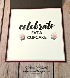 By Debbie Mageed, Cycle Celebration, Happy Celebrations, Carry On, Birthday, Birthday Memories, Birthday Friends Framelits, Stampin Up