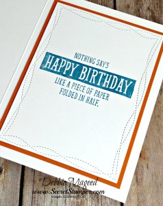Bella & Friends, Birthday Wit, Birthday Delivery, Stampin Up, Cards