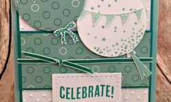 By Debbie Mageed, Celebrate Today, Moon Baby, Baby Card, Kids Card, Stampin Up