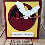 A Fairy Celebration Makes a Fun Harry Potter Birthday Card for Cardz 4 Galz