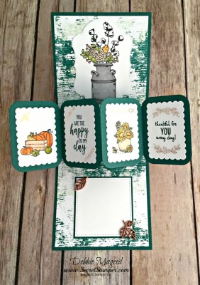 Dandelion Wishes and Many Blessings for a Country Home with Cardz 4 Galz