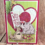 How to Make a Cute Animal Outing Valentine Card