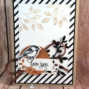 How to Make a Sweet Card with Petal Palette for the Sisterhood of Crafters