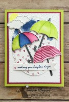 We Can Weather Together the April Showers for the Sisterhood of Crafters